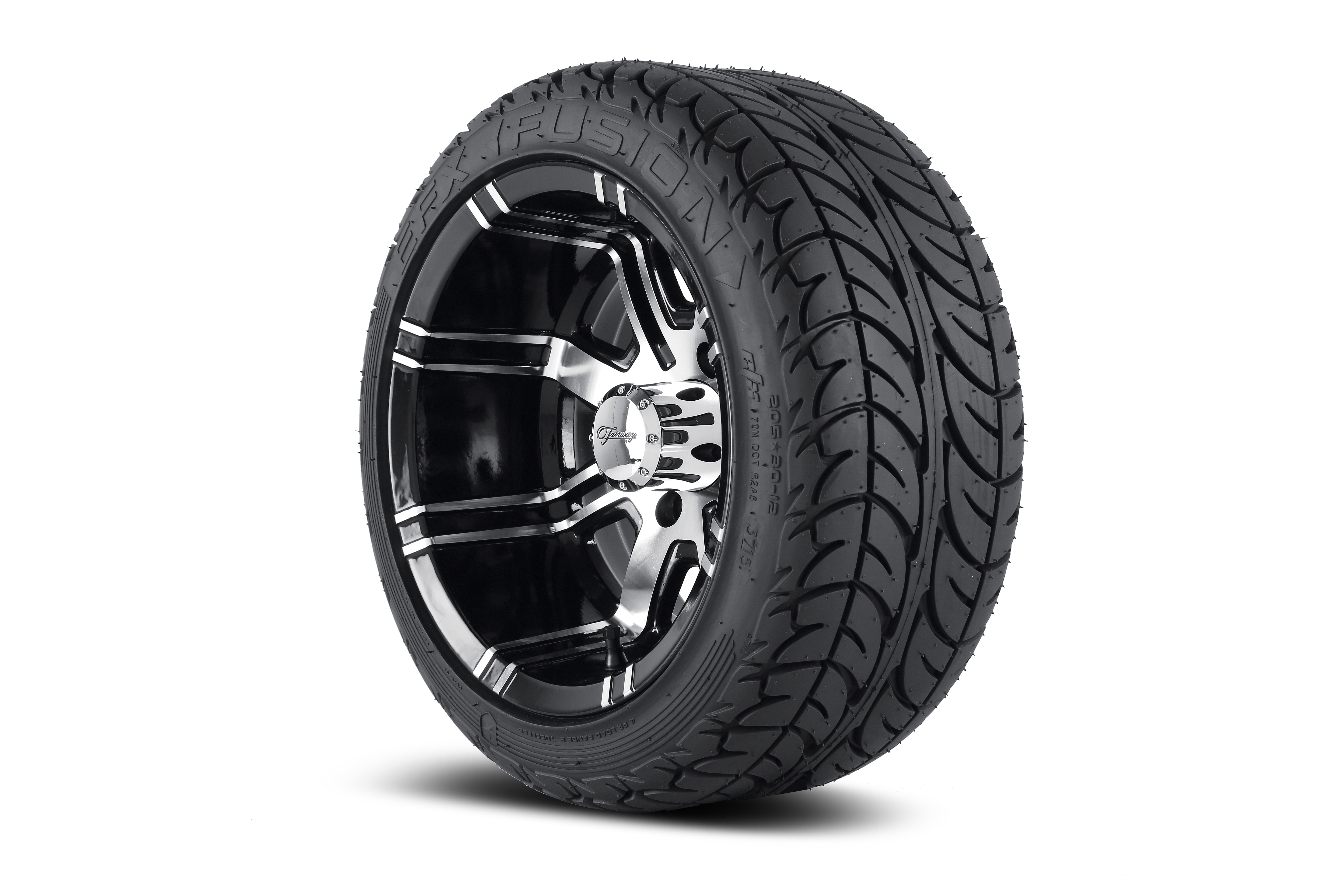 EFX Tires Tires Fusion ST Radial Turf