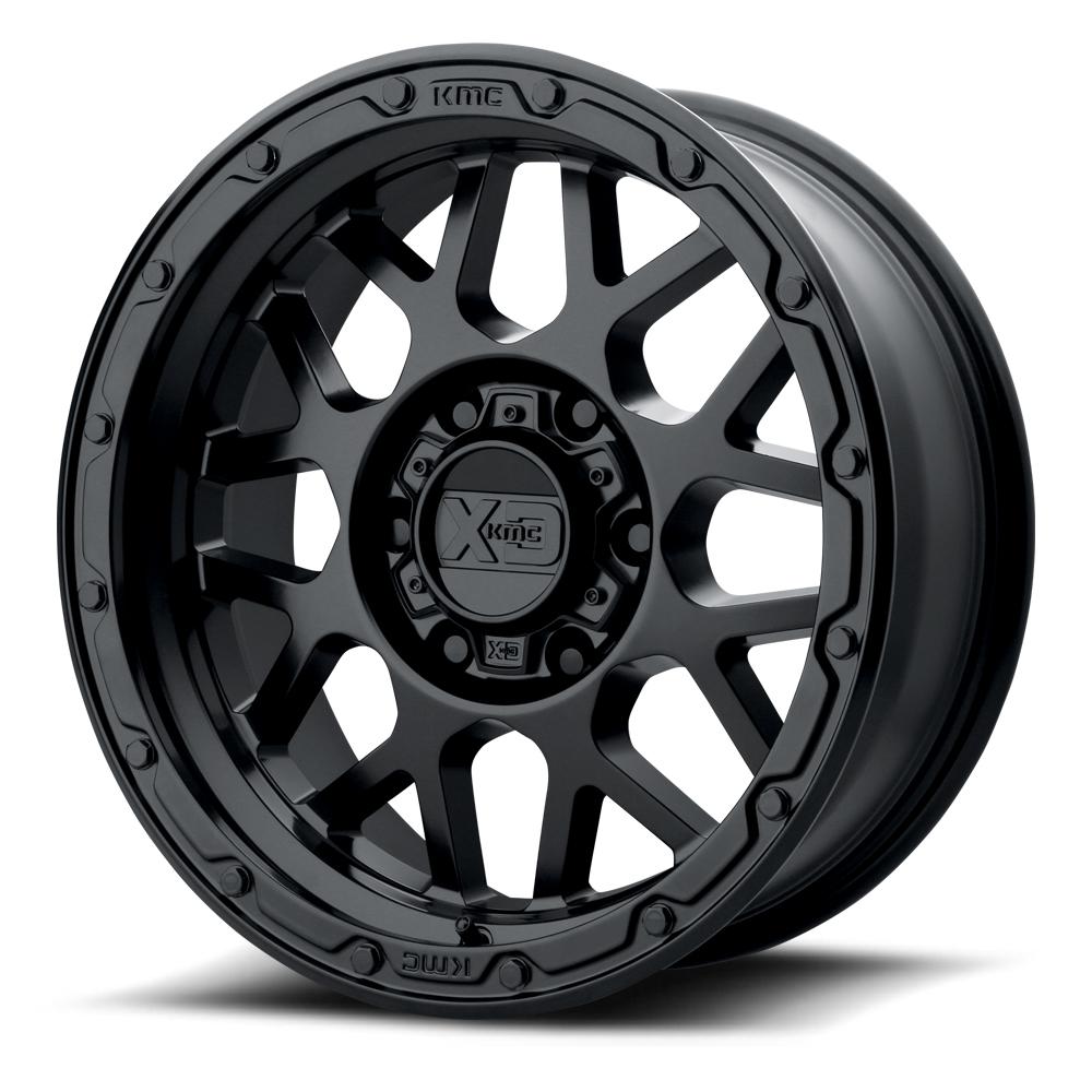 Wheels Xd135 Grenade Or