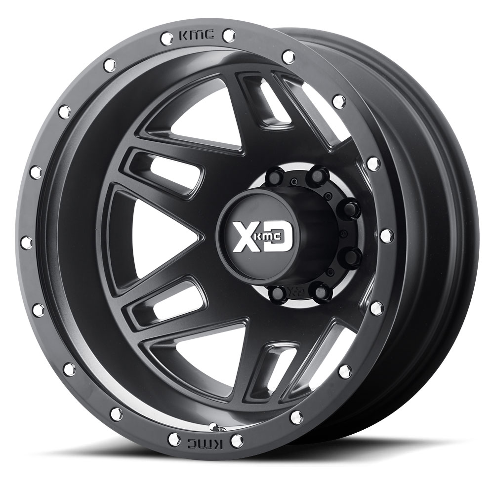 Wheels: XD130 Machete Dually