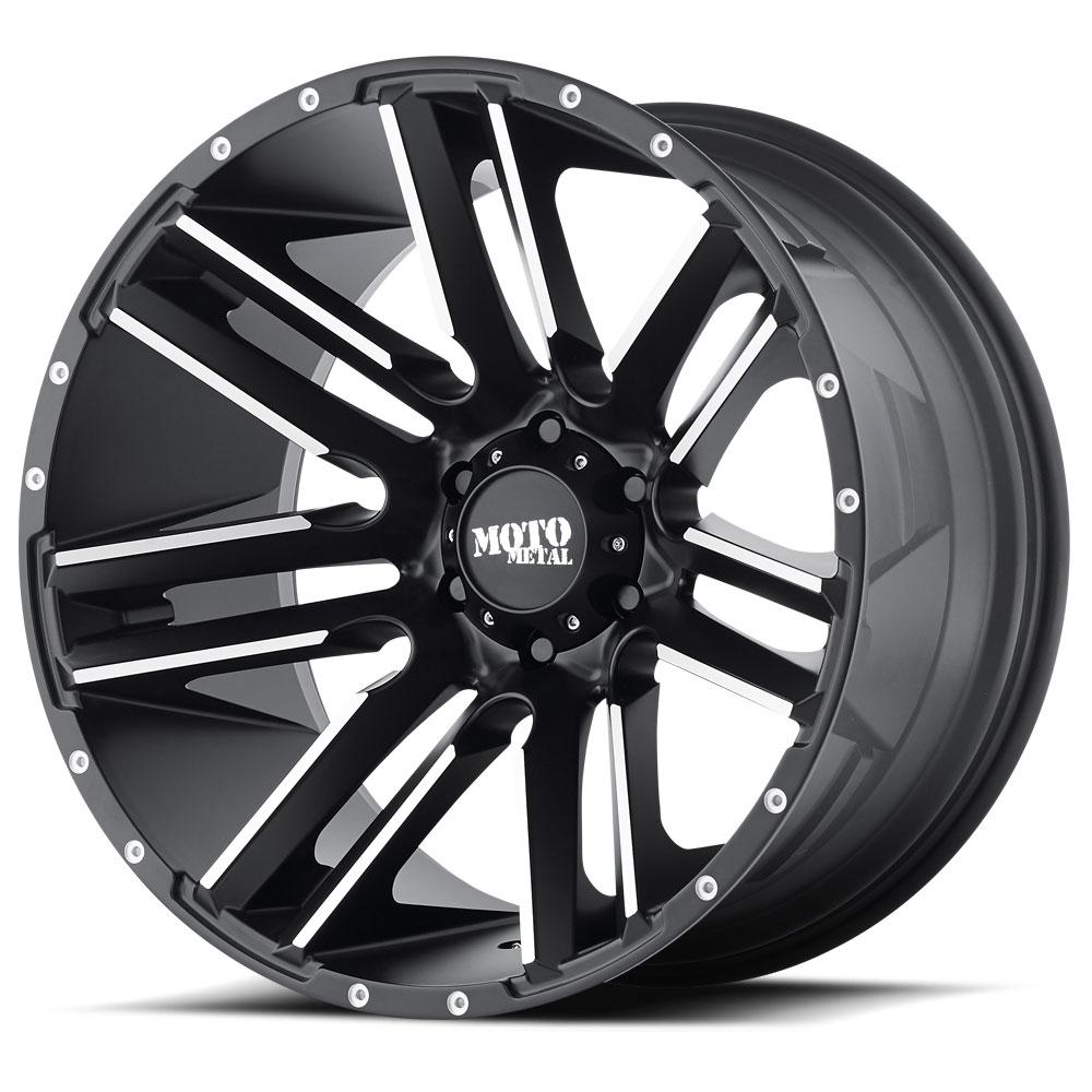 Wheels Mo978 Razor