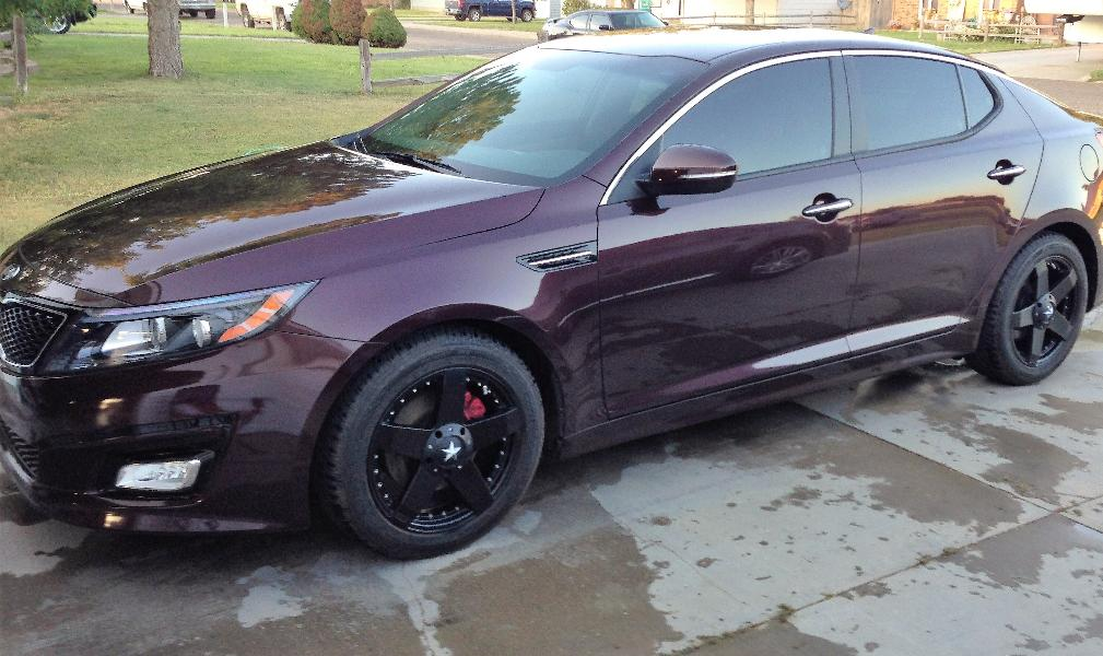 Ford Fusion On 22s >> Wheels: KM775 Rockstar Car
